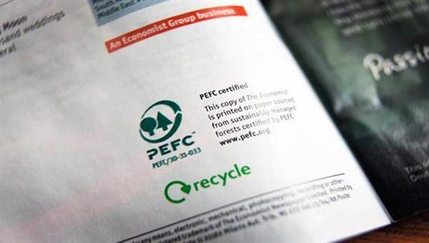 Нов ISO стандарт за въздействието на печата върху околната среда