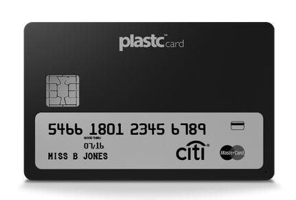 Изхвърлете всички ненужни карти и задръжте само Plastc Card