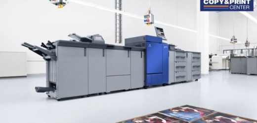 Office 1 Superstore с модерна складово-логистична и печатна база в Равно поле