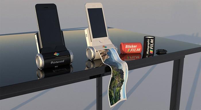 С Printeroid отпечатвате снимки директно от своя iPhone или iPad