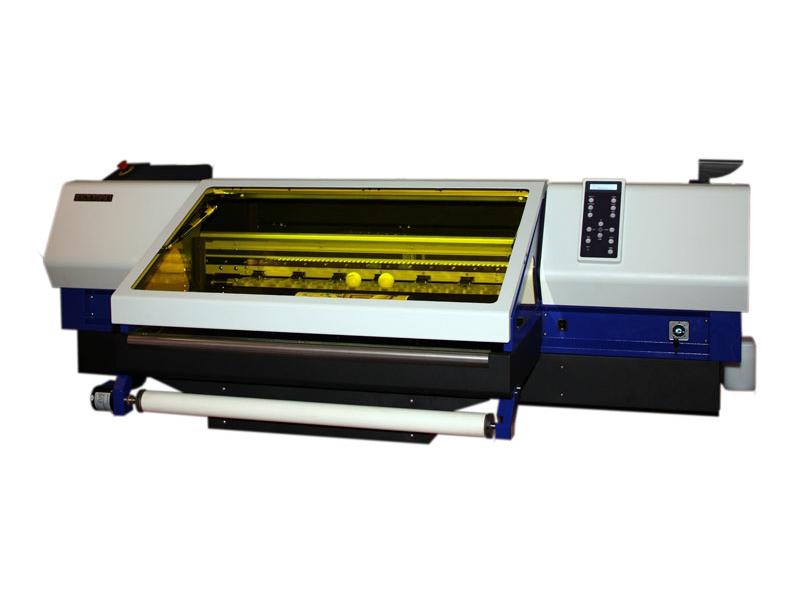 Плоскопечатащ UV принтер и нови модели гравиращи лазери