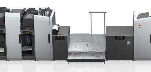 Платформата Kodak Prosper с няколко нови конфигурации за печат на опаковки