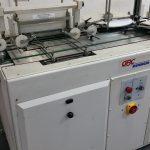 Рекламна къща и печатница Ивел стил М се оборудва с автоматична перфорираща машина