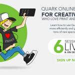 Quark обявява безплатни серии майсторски класове QuarkXPress