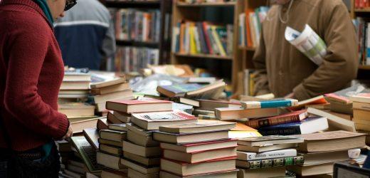 Рекордна година със 7% ръст за издателите във Великобритания