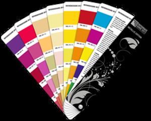 Цялостно решение за агенции за интегриране на метализирани цветни ефекти в дизайните