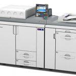 Ricoh е избор номер едно за цветни и монохромни листови печатни машини