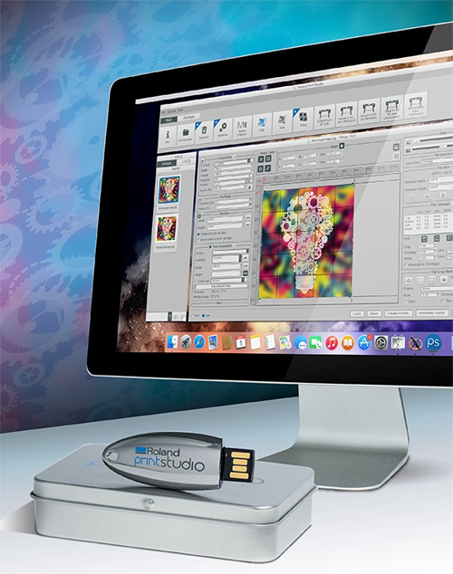 Roland DG представи нова версия на RIP-a Rolandprintstudio