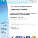 Печатница Русе прес със сертификат за качество по ISO 9001:2008