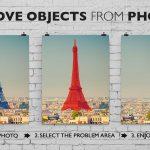 Магическо премахване на елементи от снимките с Inpaint