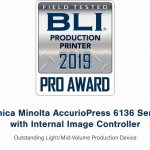 Konica Minolta получи две награди BLI PRO Awards за 2019