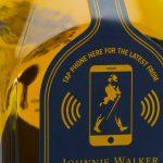 Нов етикет на Johnny Walker ще комуникира с потребителите