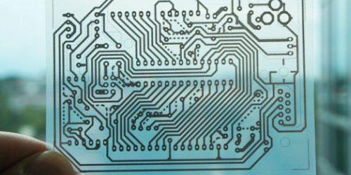 Печат на електронни елементи