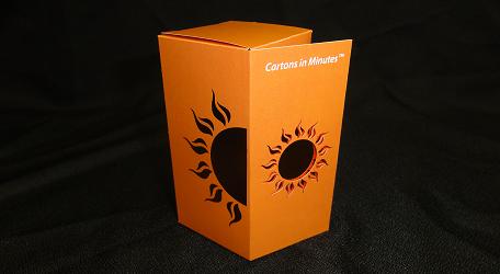 CartonsInMinutes – дигитална поточна линия за изработка на опаковки