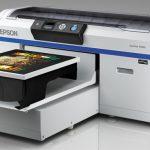 Практическо обучение за директен дигитален печат върху текстил, с Epson SureColor F2000
