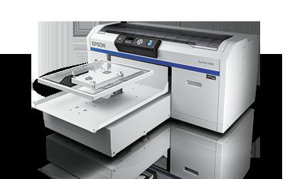 Тригодишна гаранция за принтера за директен печат върху облекла Epson SureColor F2000, включително на печатащата глава!
