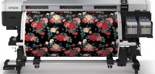 Сублимационните принтери Epson SureColor-F серия – с 3-годишна пълна гаранция!