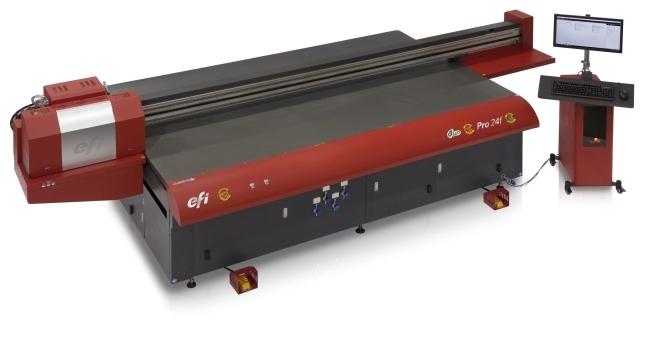 Тепеде България предлага нов принтер на EFI