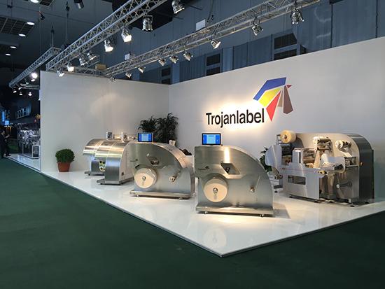 Trojanlabel продаде 30 цифрови машини на Labelexpo