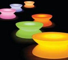 Иновациите в интериора, осветлението и ПЛЕКСИГЛАСА