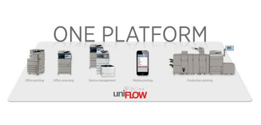 Canon стартира услугата uniFLOW Online