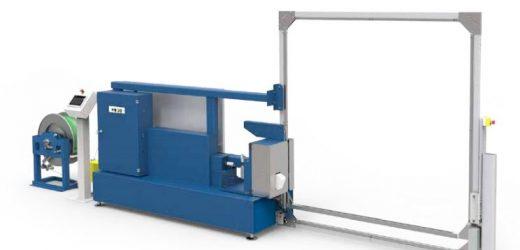 USI-Sonixs – Система за опаковане на големи обеми продукция