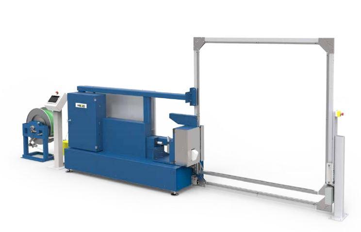 USI-Sonixs - Система за опаковане на големи обеми продукция