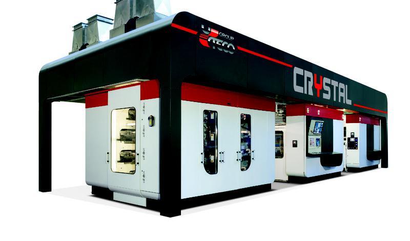 Печатни машини от Uteco представени от ГЕД