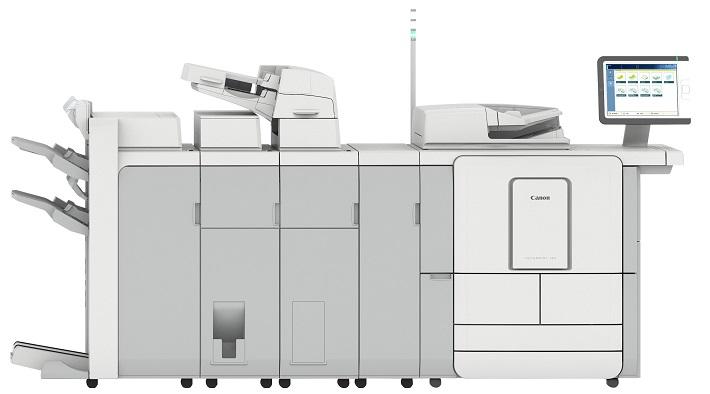 Canon разшири монохромното си портфолиото с ново семейство – varioPrint 140