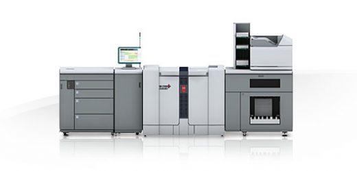 Océ VarioPrint 6000 уверено настъпва на българския печатен пазар