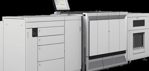 Océ VarioPrint 6000 достигна над 1500 инсталации в Европа