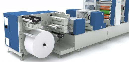 Varius LX-TX – нова ролна печатна машина