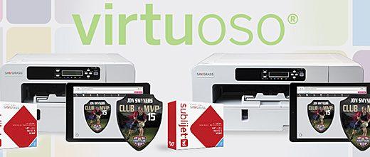 Сублимационни гел-принтери SAWGRASS VIRTUOSO с 2 години пълна гаранция!