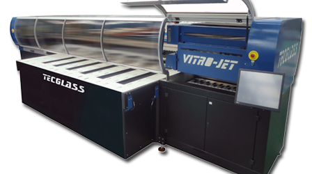Нови възможности за печат върху стъкло бяха показани в Дюселдорф