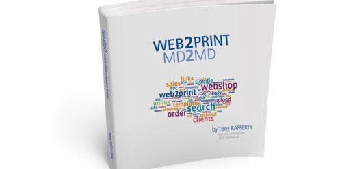 Нова книга посветена на web-to-print