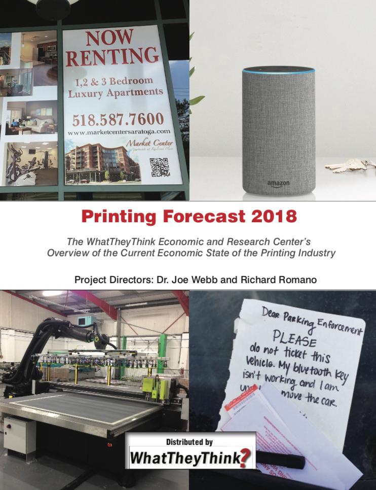 WhatTheyThink представи анализ за печатния бранш през 2018 година