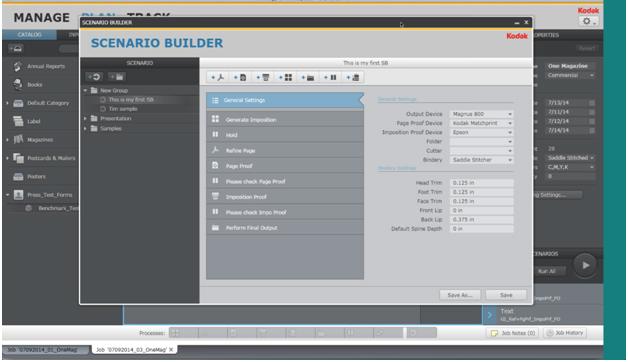Новият работен поток на KODAK – PRINERGY 6.1 опростява допълнително предпечатния процес