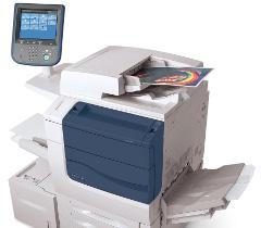 Xerox Color 550/560 – ценово-ефективно решение при къси тиражи