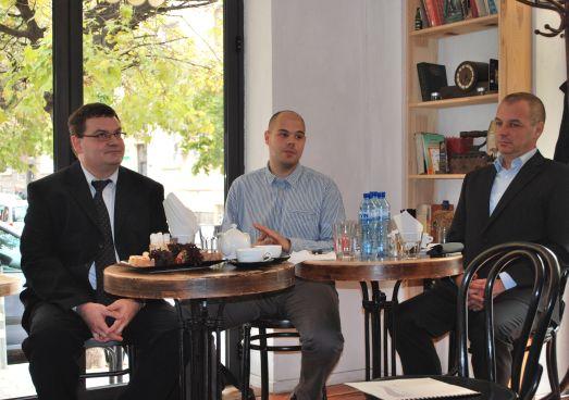 Xerox България представи новостите в управлението на печата на среща за журналисти