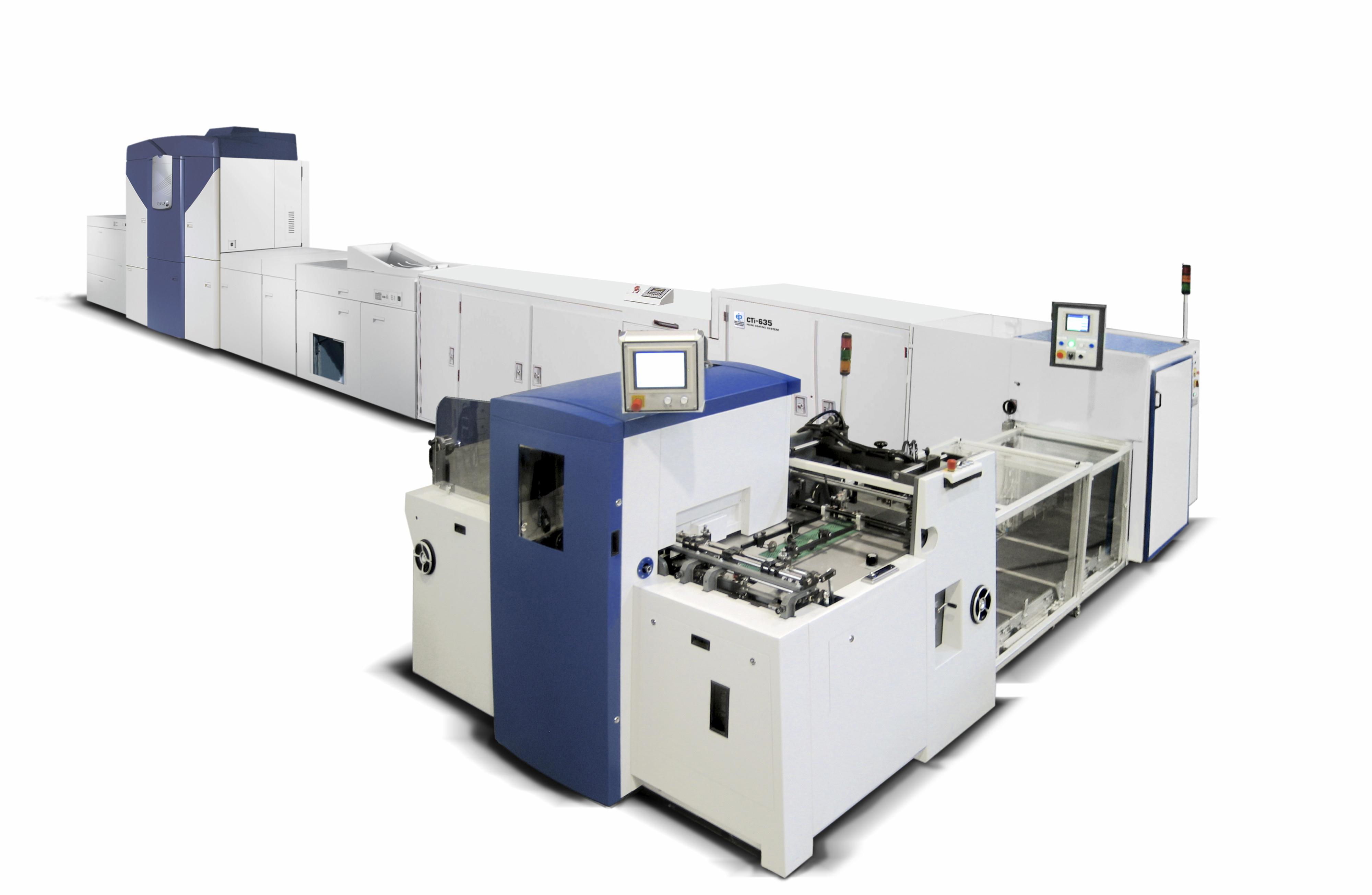 Xerox държи пазара на цветни цифрови производствени системи над 70 стр./мин. в България за 2014 г.