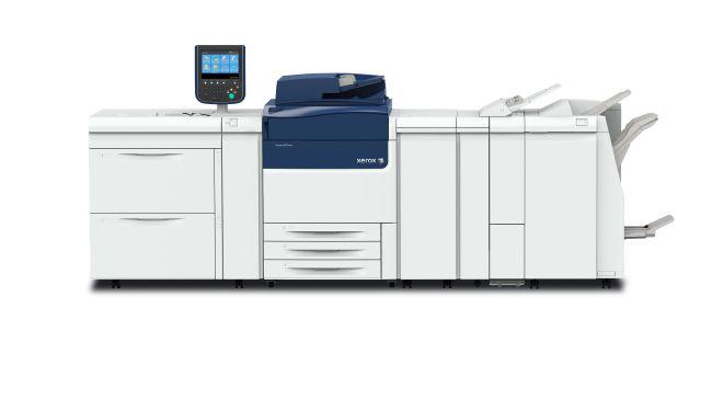 Xerox - производствени системи за печат  с възможност за лизингово плащане от Райс