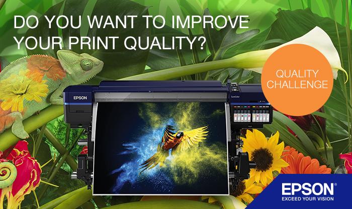 EPSON и FACTOR.BG ви предизвикват да проверите колко качествено печатате