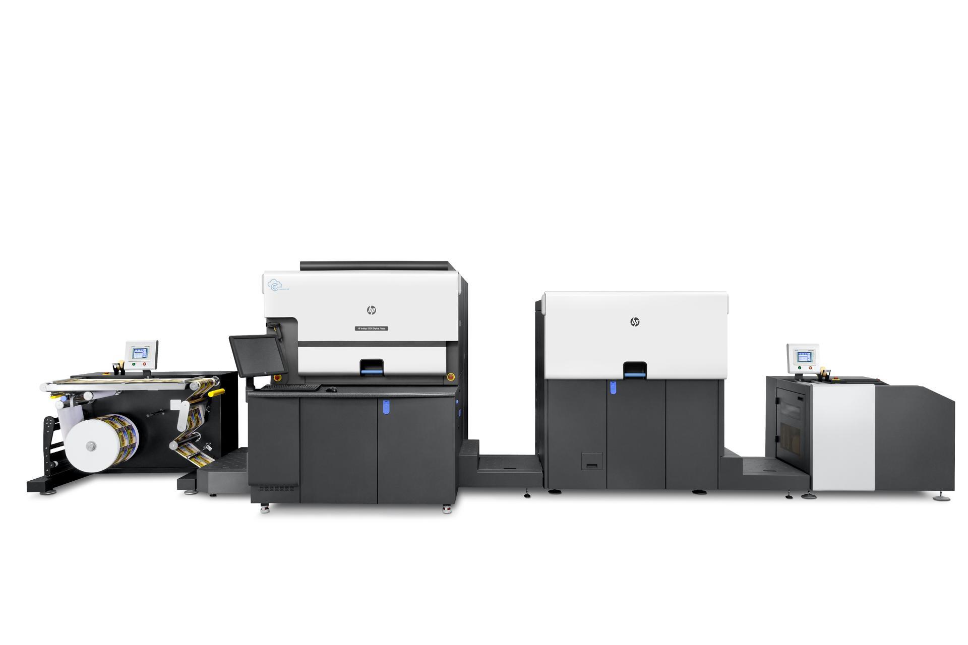 Fort Dearborn купиха 5 печатни машини HP Indigo 20000 и 6900 за опаковки и етикети