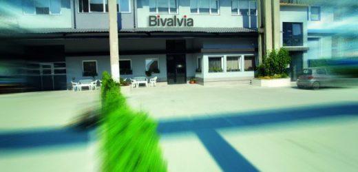Новата производствена база на Бивалвия