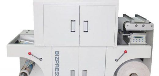 Bizpress 13R – компактната и бюджетна дигитална преса за етикети