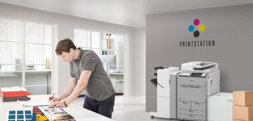 Canon imagePRESS C165 – един мултифункционален принтер, множество възможности