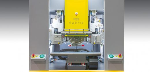 Хибридна машина за дигитален и топъл печат от Kurz