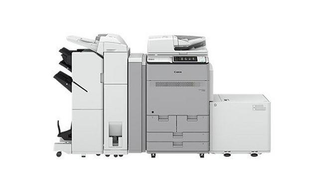 Саванто представя ImagePRESS C165