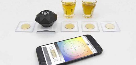 Решения за измерване на цвета от Nix