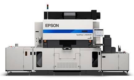 дигитална машина за етикети от Epson